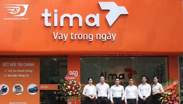 Công ty tài chính Tima