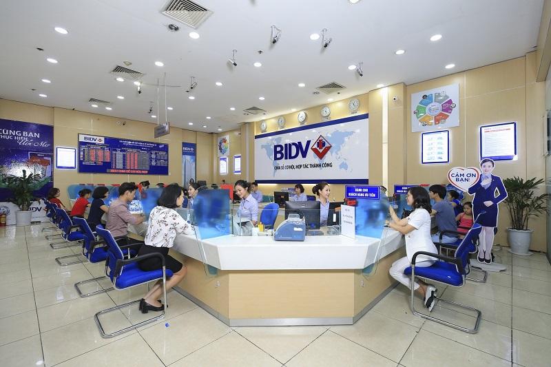 Dịch Vụ Ngân Hàng BIDV