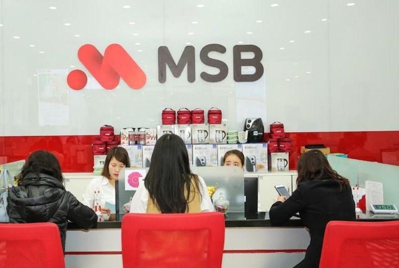 Dịch Vụ Ngân Hàng Maritime Bank