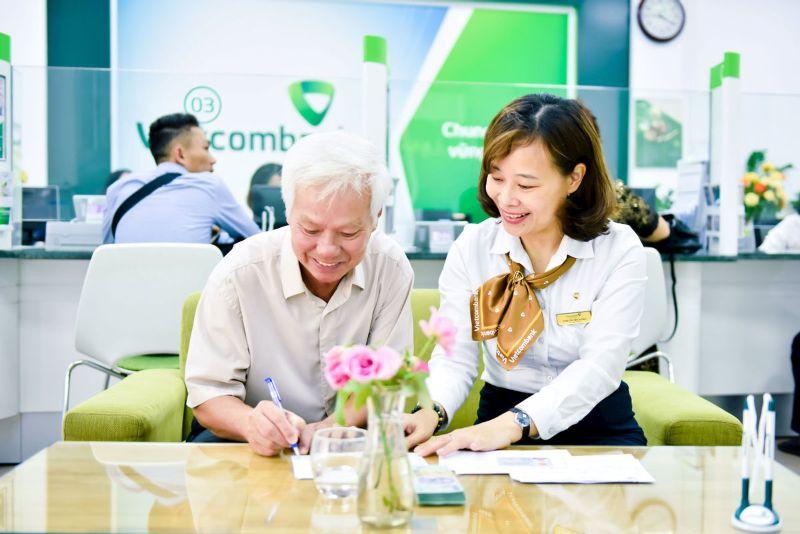 Dịch Vụ Ngân Hàng Vietcombank