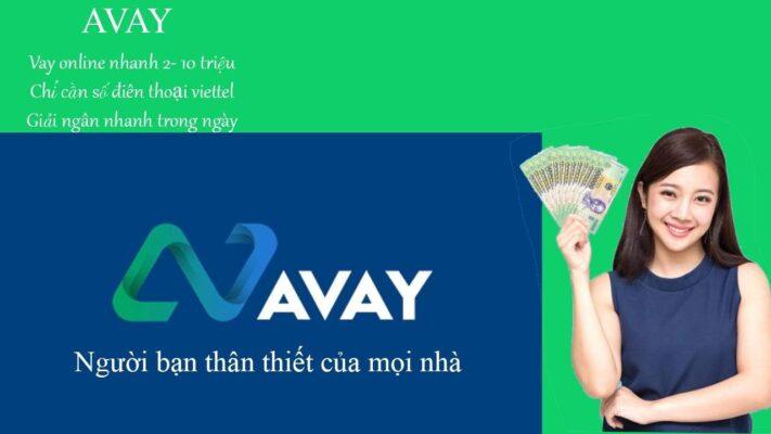Quy trình vay tiền tại Avay
