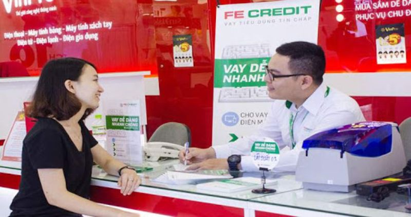Rủi ro vay vốn FE Credit