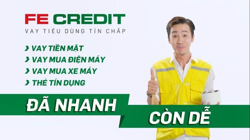 Vay tài chính FE Credit
