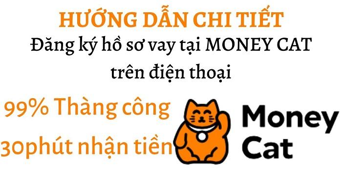 vay tiền nhanh tại Moneycat