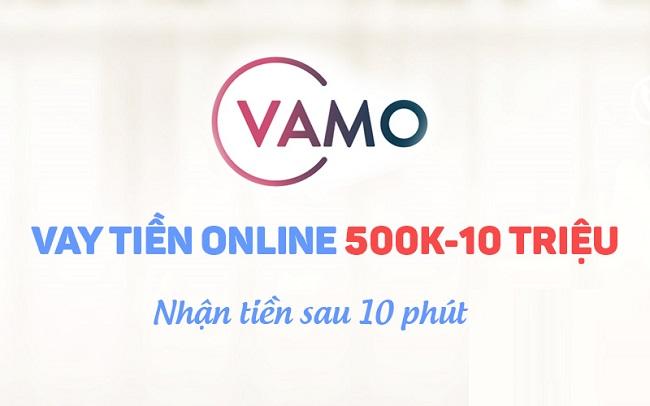 ưng dụng vay online vamo