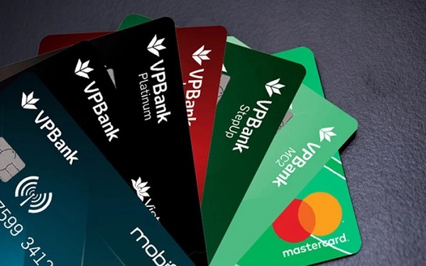 mở thẻ tín dụng ngân hàng VPBank