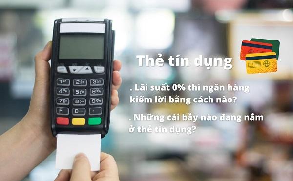 miễn lãi thẻ tín dụng