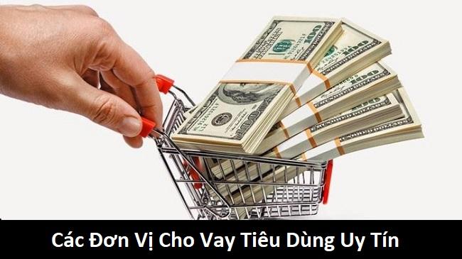 vay tiêu dùng không cần chứng minh thu nhập