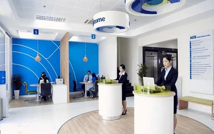 đăng ký ACB Online Banking