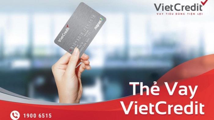 thẻ vay Vietcredit