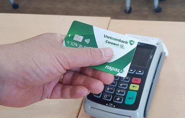 thanh toán trực tiếp bằng thẻ ATM