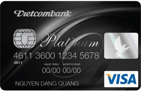 thẻ đen Vietcombak