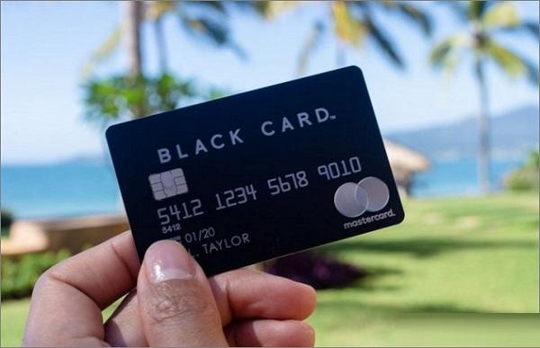 Điều kiện để mở thẻ đen