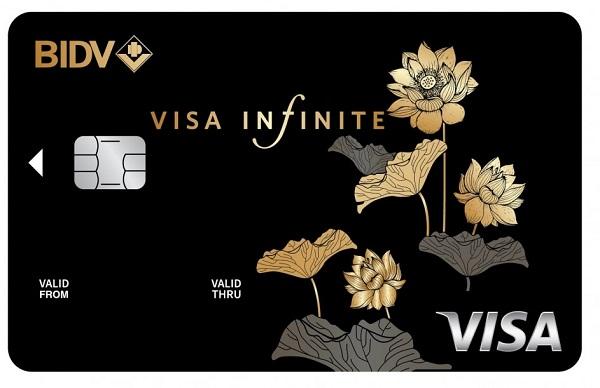 Thẻ đen ngân hàng BIDV