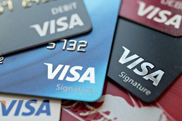 các loại thẻ visa hiện nay