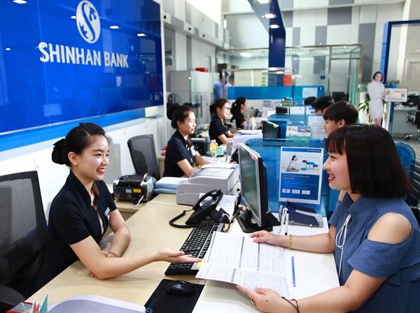 Ngân hàng Shinhan Finance