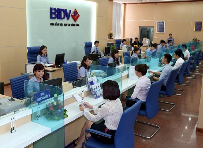 Giờ làm việc ngân hàng BIDV tại Hà Nội