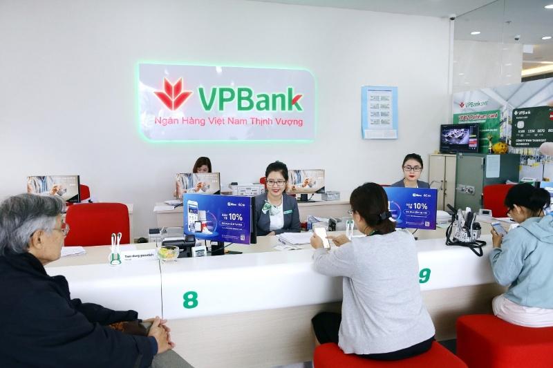 Giờ làm việc ngân hàng VPbank tại TPHCM