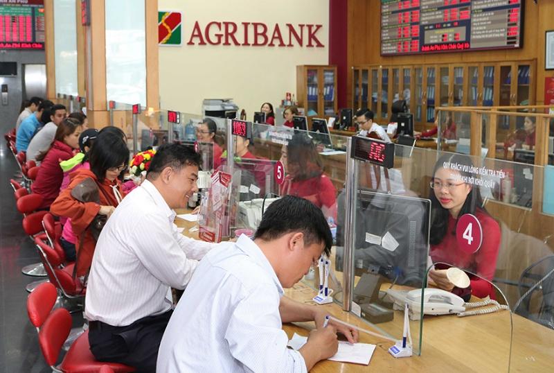 Lãi suất cho vay của ngân hàng Agribank