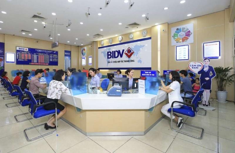 BIDV chính là ngân hàng thương mại nhà nước có hợp tác kinh doanh với hơn 800 ngân hàng trên thế giới.