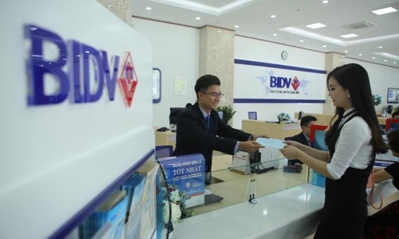Lãi suất cho vay của ngân hàng BIDV