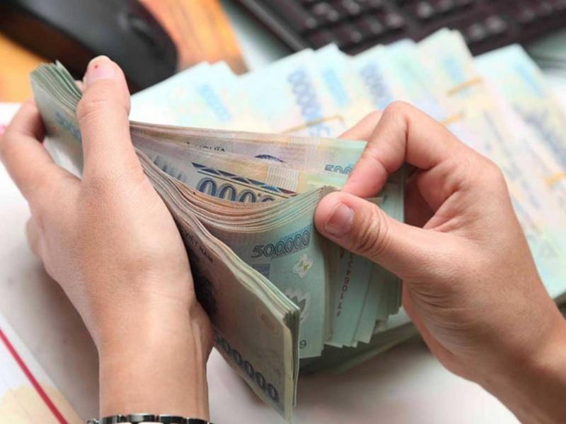 Lãi suất tiền gửi theo khung 365 ngày/năm