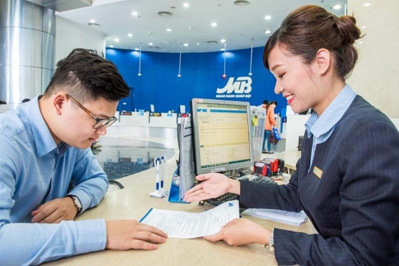 Các sản phẩm ngân hàng MB bank cung cấp