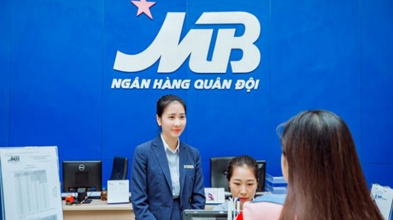 MB Bank có tên gọi đầy đủ là Ngân hàng Thương mại Cổ phần Quân đội, gọi tắt là ngân hàng Quân đội