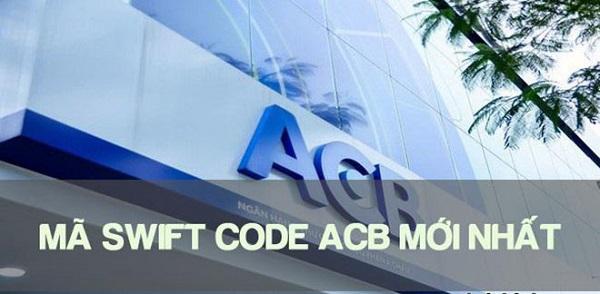 công dụng của công dụng của Mã Swift ngân hàng acb