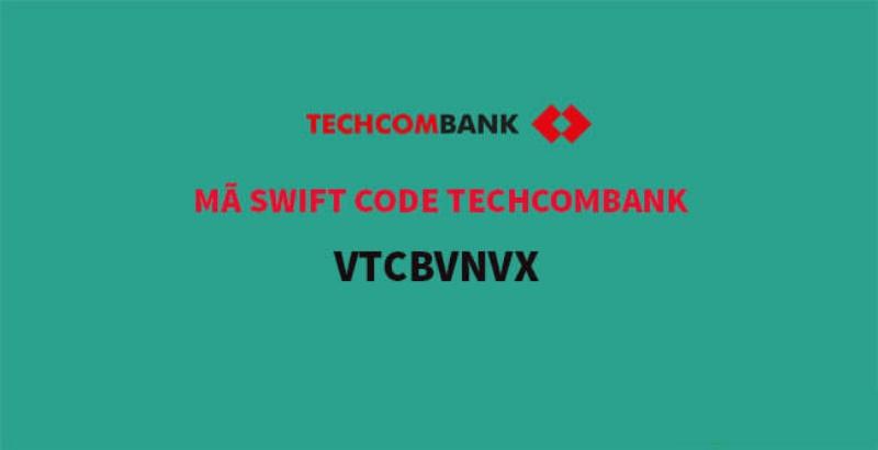 mã swift techcombank