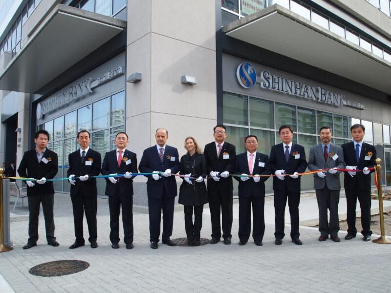 ngân hàng Shinhan Bank là ngân hàng gì