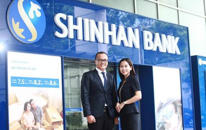 Có nhiều dịch vụ chất lượng cho doanh nghiệp tại Shinhan