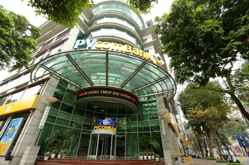 PVcombank có hệ thống 109 điểm giao dịch trên toàn quốc